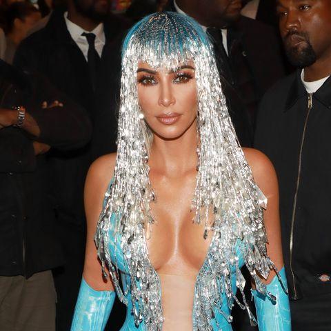 kim kardashian met gala after party