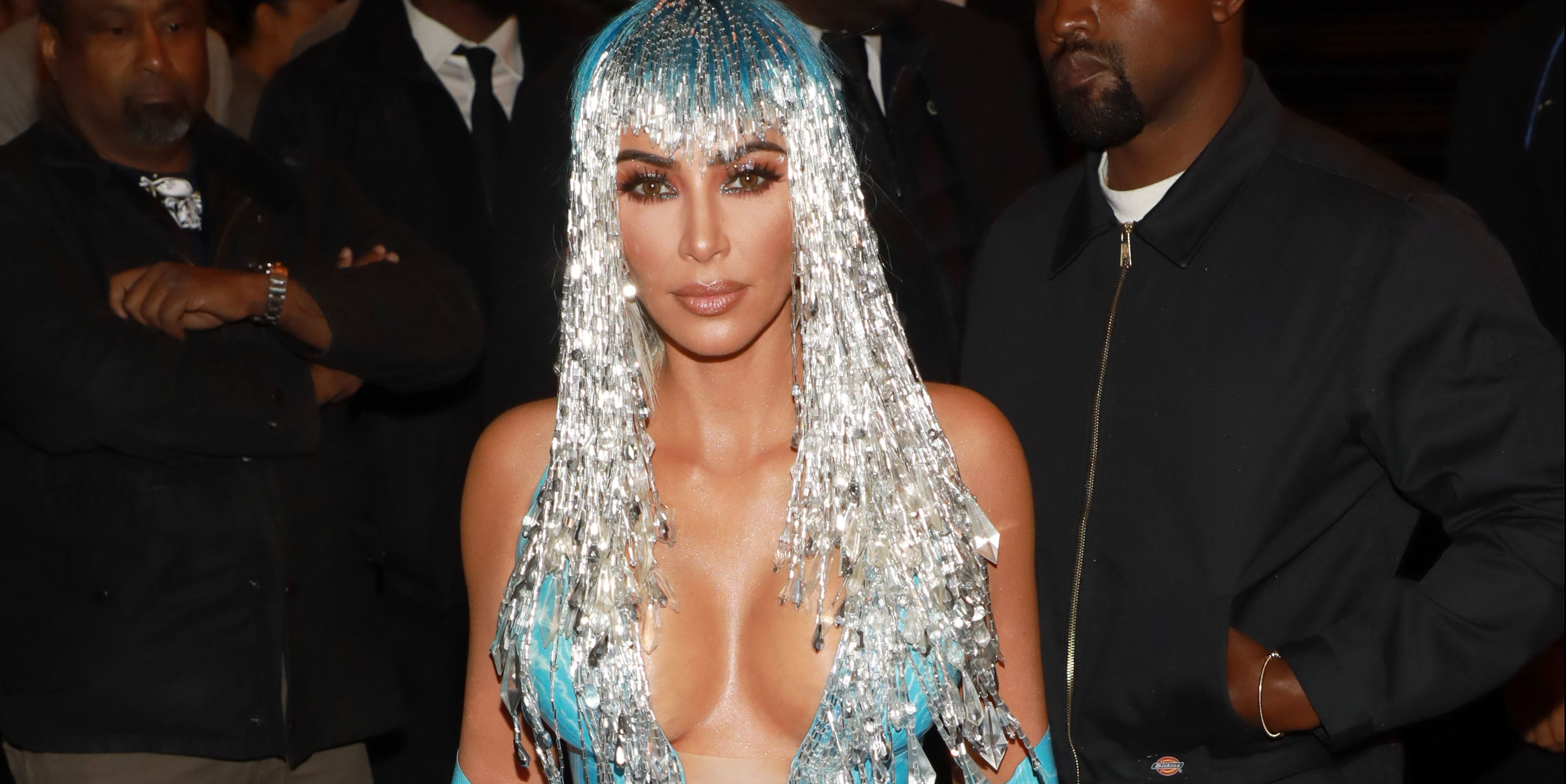 Kim Kardashian and Kylie Jenner's Met Gala After-Party Looks Were Absolutely Wild