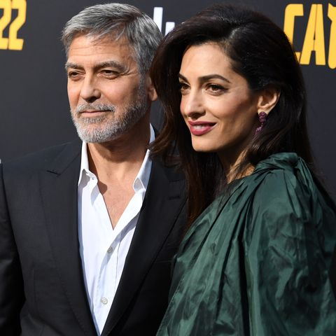 George Clooney Shares Sweet Details About Life with Amal & Kids