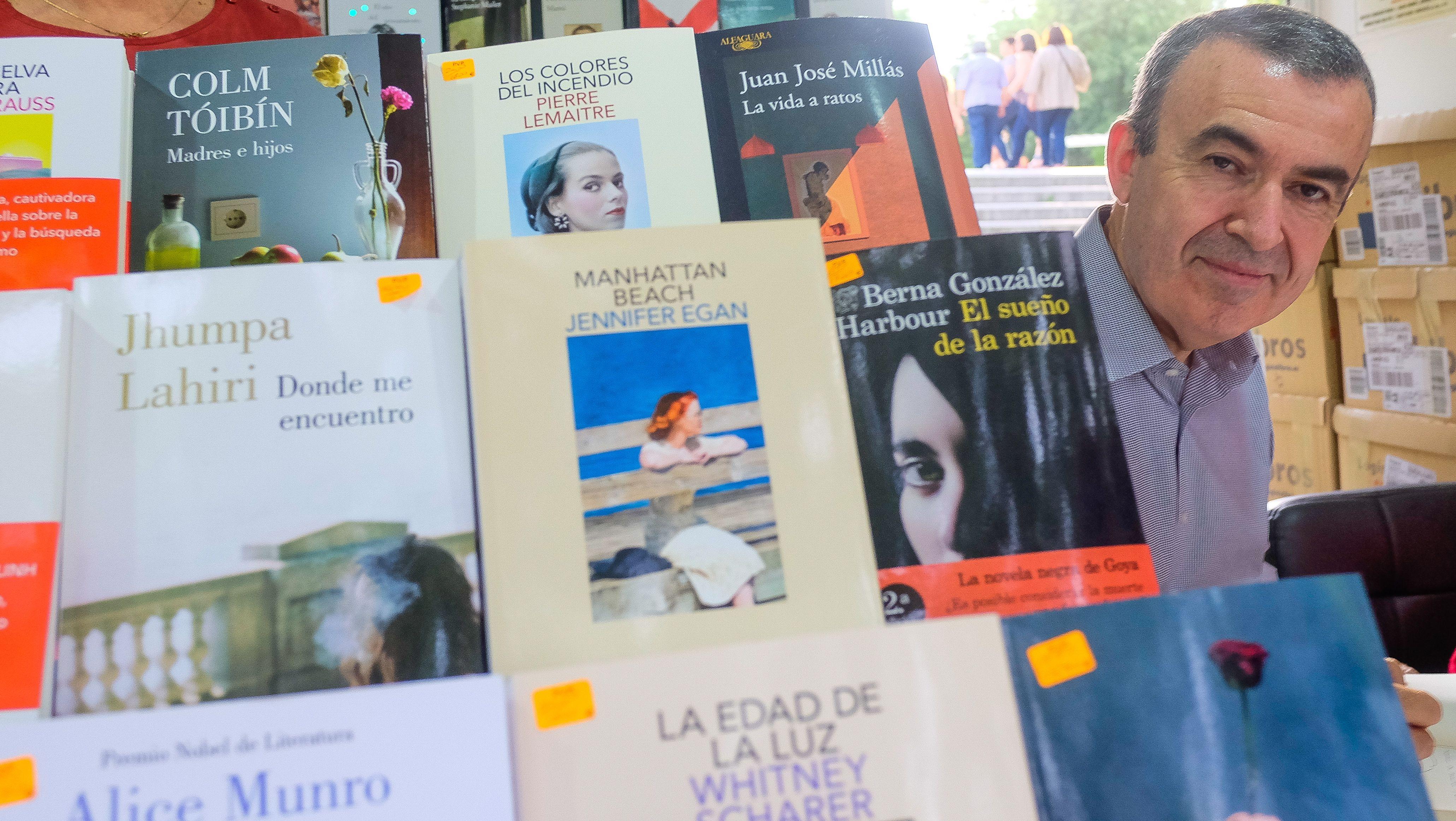 Lorenzo Silva llevará sus novelas a la televisión