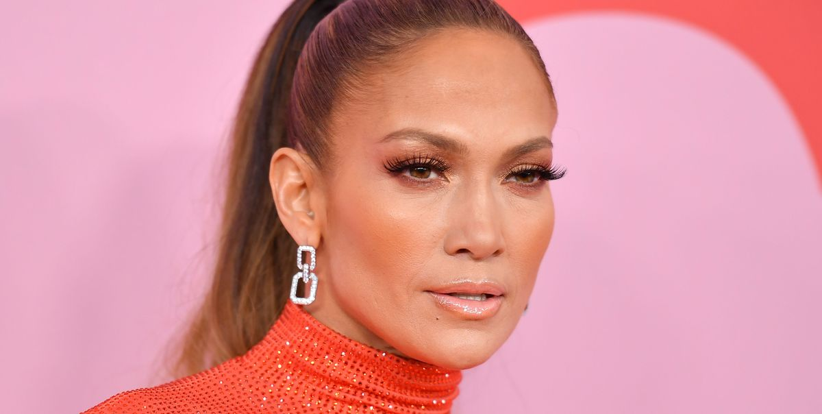 Jennifer Lopez Met Her Lookalike, and the Internet Did a Collective Double Take
