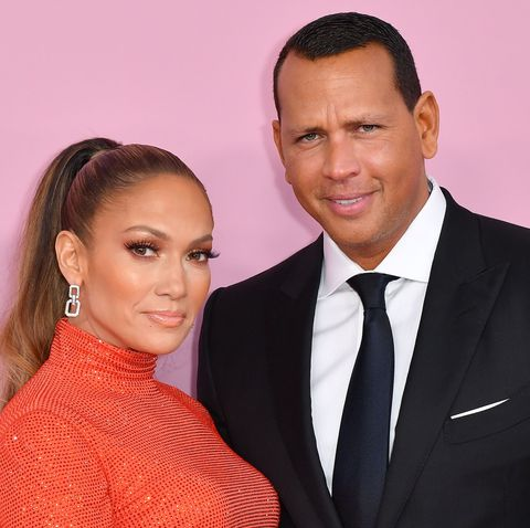 cfda fashion icon award recipient us singer jennifer lopez and fiance former baseball pro alex rodriguez arrive for the 2019 cfda fashion awards at the brooklyn museum in new york city on june 3, 2019 photo by angela weiss  afp        photo credit should read angela weissafp via getty images