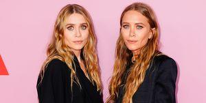 Olsen Twins CFDA awards 2019