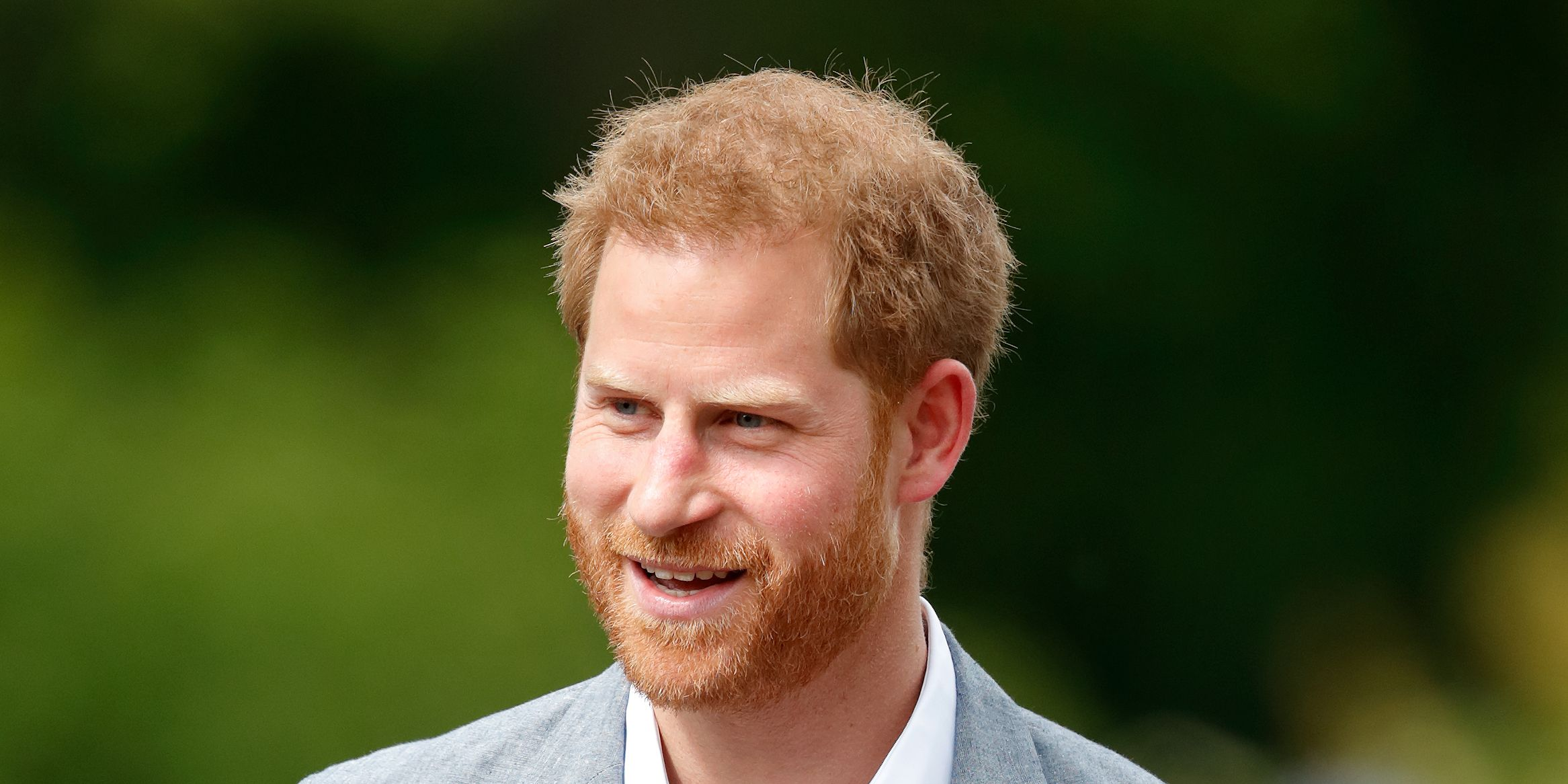 Prince Harry definitely hinted that his baby would be called Archie months ago