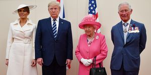 Donald Trump prince of whales latest news