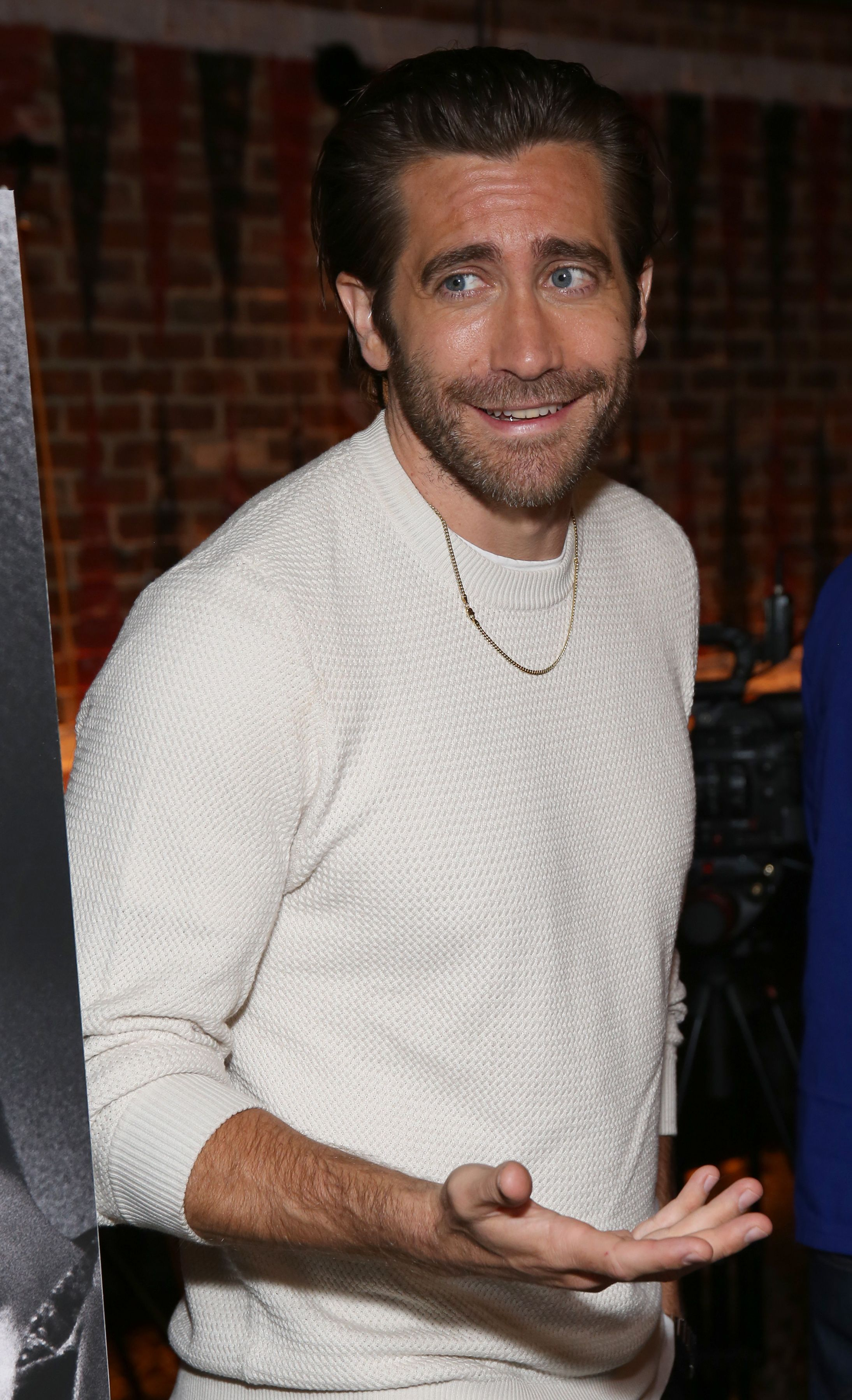 After A Wild Style Ride, Jake Gyllenhaal Goes Classic