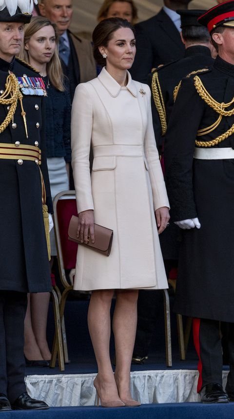 576db66cc28d2 Kate Middleton Style File | Best Outfits & Dresses | ELLE UK