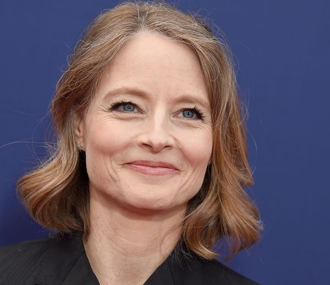 hollywood, ca   june 06  jodie foster attends the american film institutes 47th life achievement award gala tribute to denzel washington at dolby theatre on june 6, 2019 in hollywood, california  photo by gregg deguirewireimage