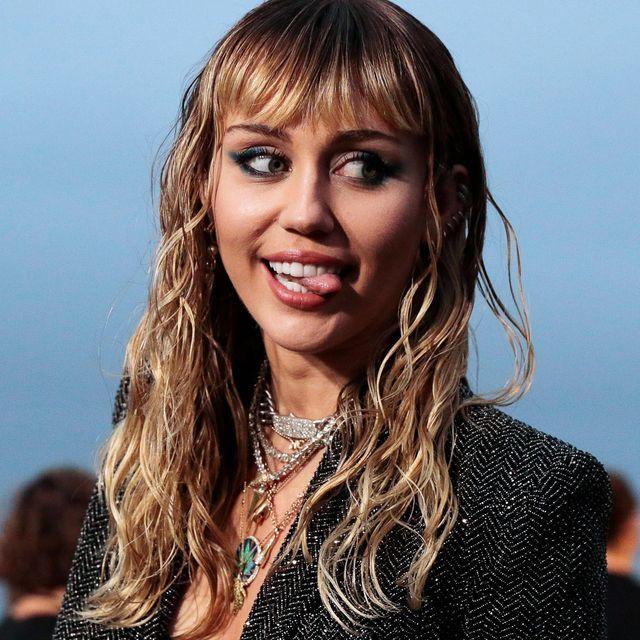 Miley Cyrus Got A New Birthday Haircut