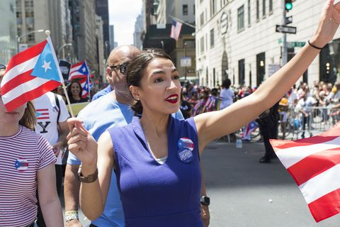 Puerto Rican Day Parade 2019 In New York