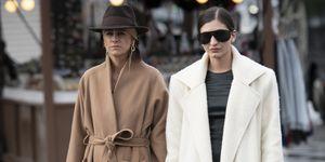 abrigos de otoño 2019 tendencia nueva temporada