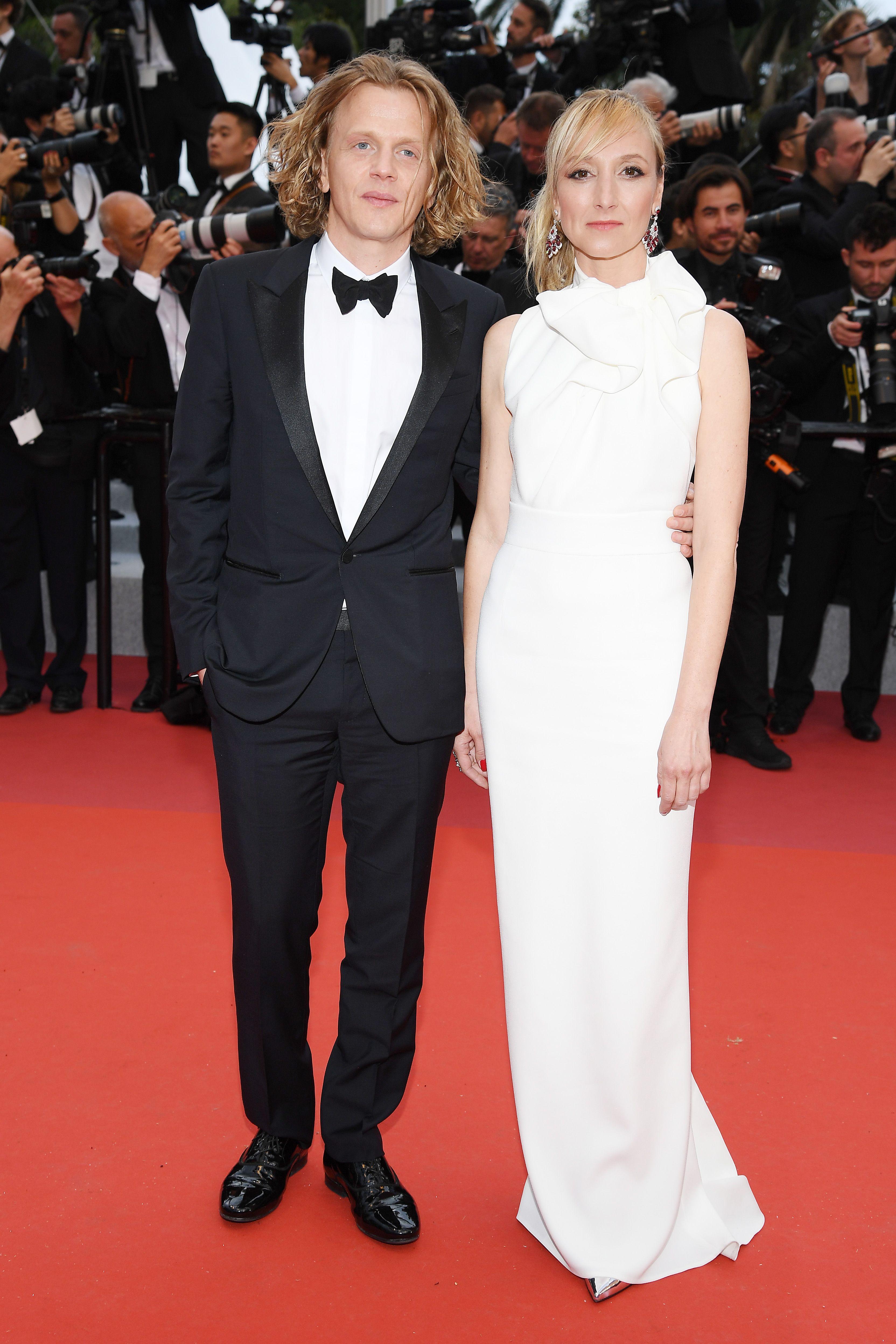 Alex Lutz and Audrey Lamy