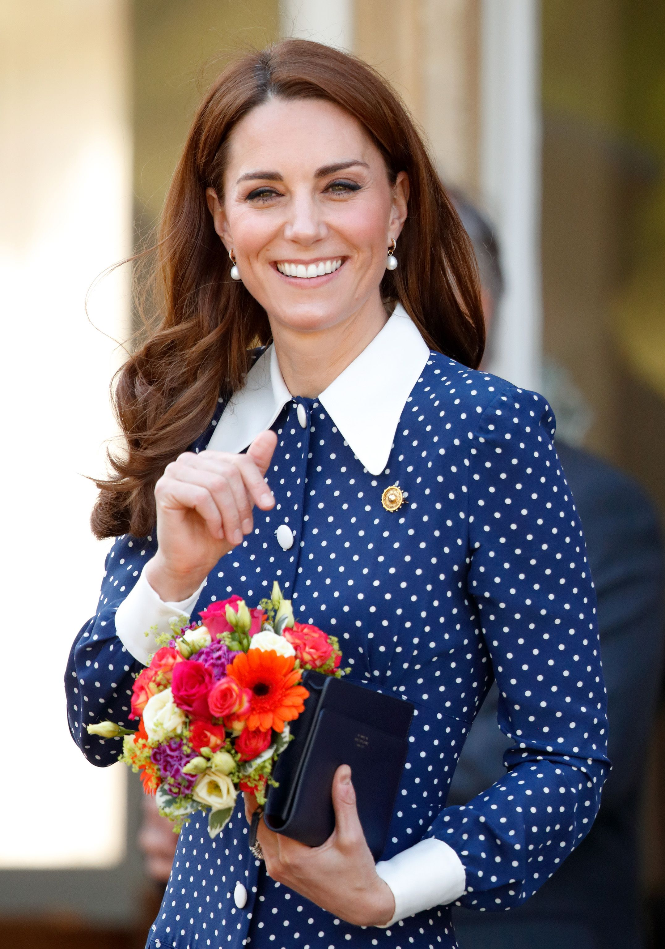 Kate Middleton Wears These Shoppable Annoushka Pearl Earrings Everywhere