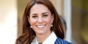 The Duchess Of Cambridge Visits Bletchley Park D-Day Exhibition