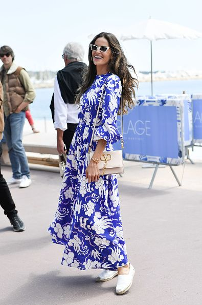 Izabel Goulart Out in Cannes during the festival.