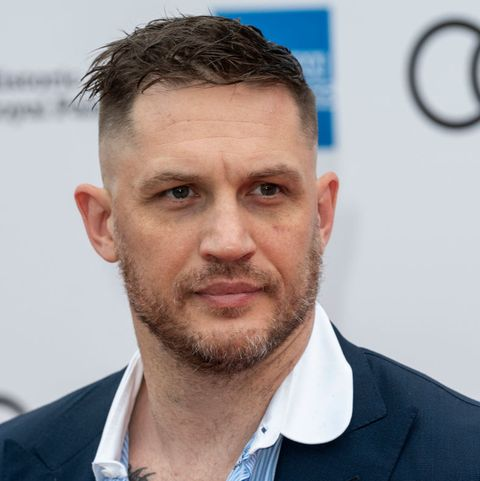 london, england   june 11 tom hardy attends the sentebale audi concert at hampton court palace on june 11, 2019 in london, england sentebale charity was founded by their royal highnesses the duke of sussex and prince seeiso bereng seeiso in 2006 photo by mark cuthbertuk press via getty images