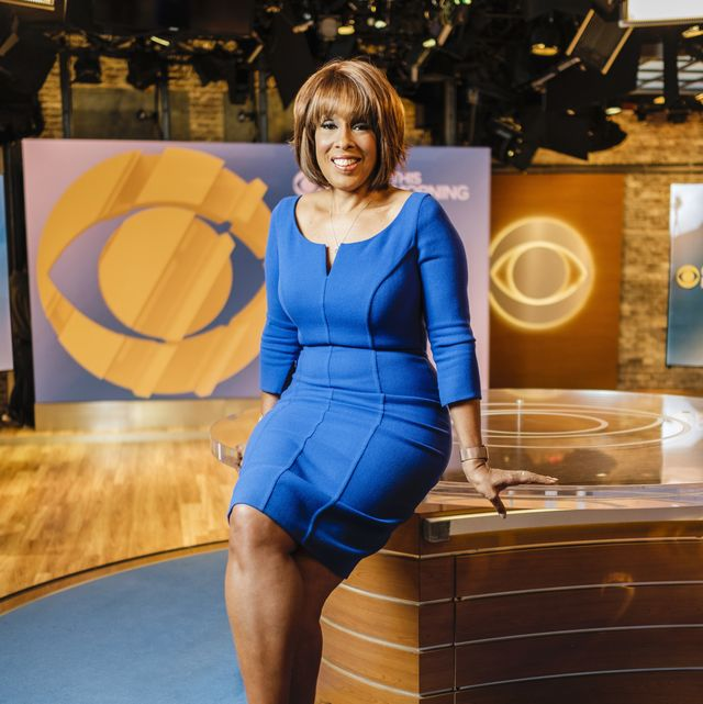 new york, ny   may 28 cbs this morning host gayle king photographed on set in studio 57 at cbs studios in new york, ny on may 28, 2019 photo by chris sorensen for the washington post