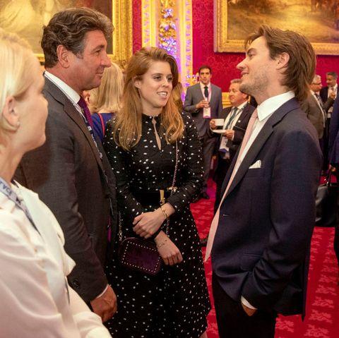 Princess Eugenie and boyfriend