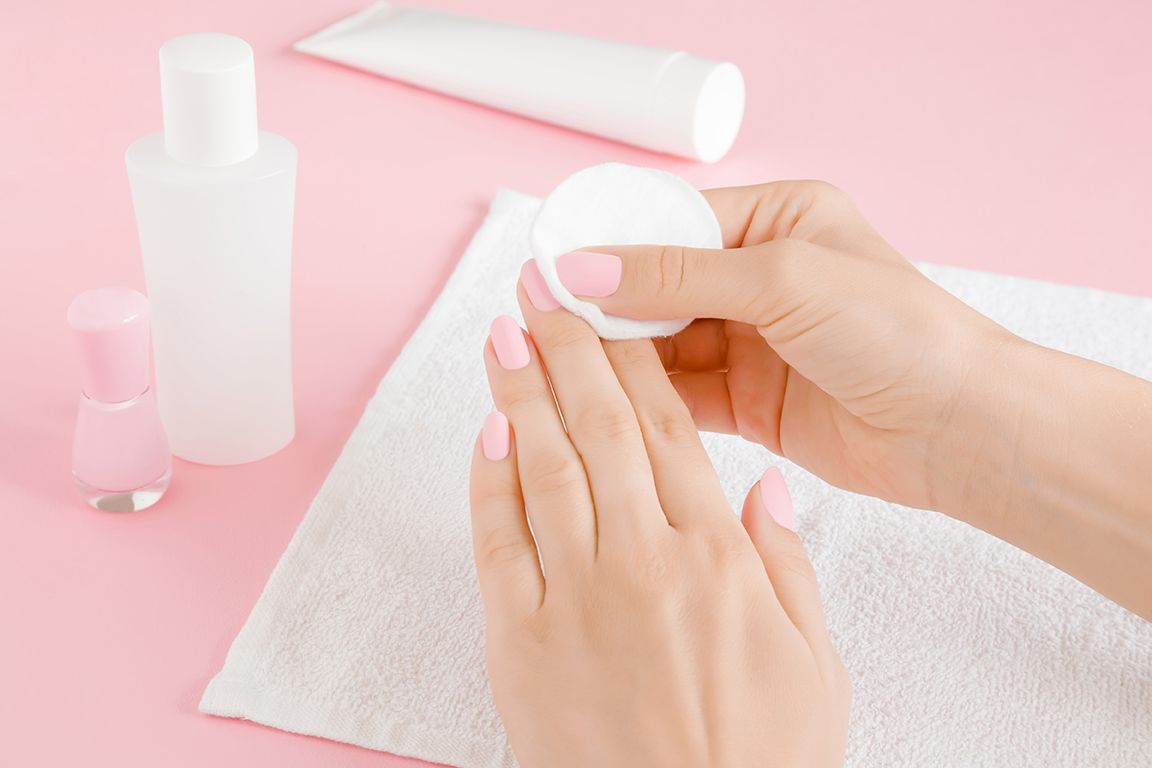 How To Remove Gel Nail Polish At Home Take Off Gel Nails Quickly