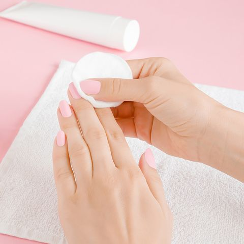 the best way to take off gel nail polish
