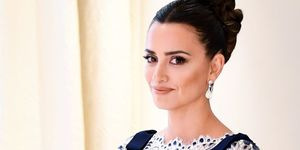 Penelope Cruz wears Karl Lagerfeld for Chanel dress and Atelier Swarovski jewellery in Cannes film festival