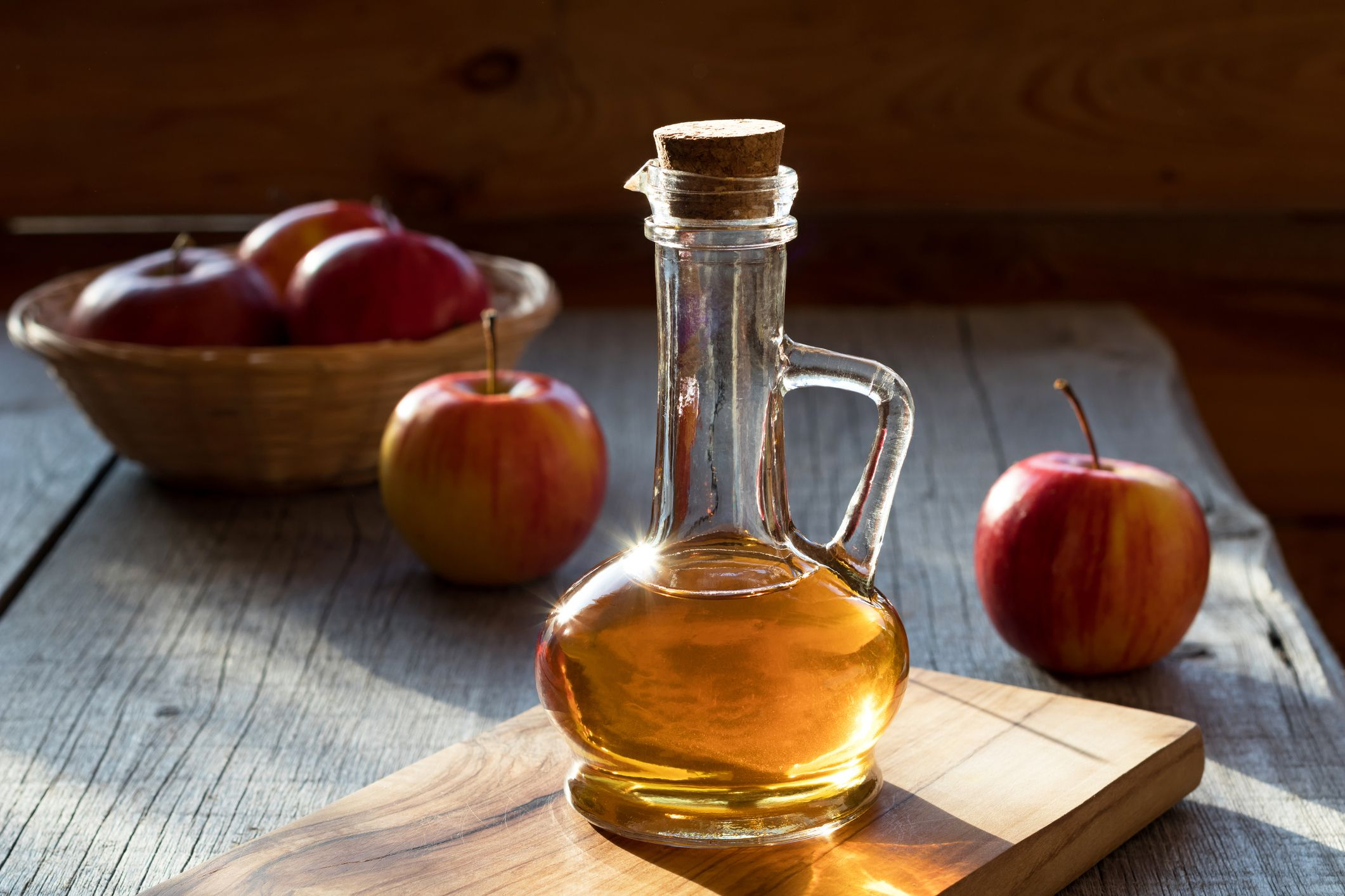 Apple Cider Vinegar A List of
