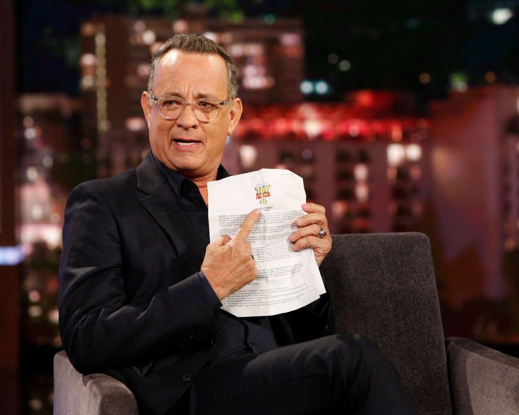 'Toy Story 4': Tom Hanks Revela Cómo Disney Evita Spoilers