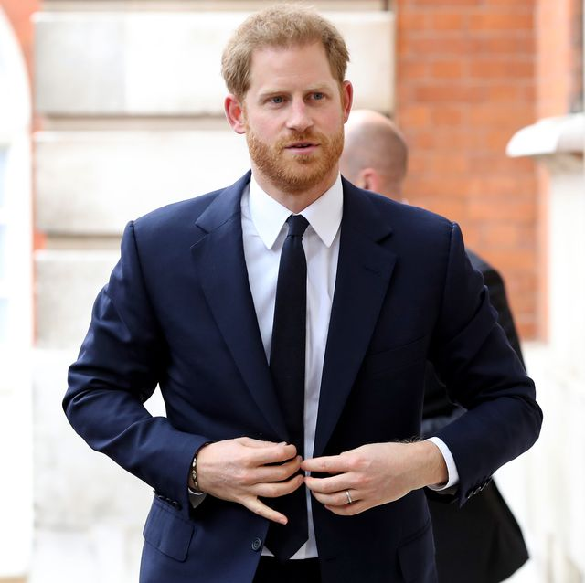 britains prince harry, duke of sussex arrives at a garden party to celebrate the 70th anniversary of the commonwealth at marlborough house in london, on june 14, 2019 photo by chris jackson  pool  afp        photo credit should read chris jacksonafp via getty images