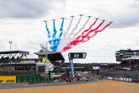 24 Hours of Le Mans - Race