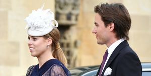 Princess Beatrice and Edoardo