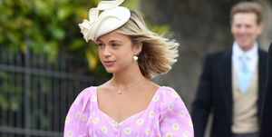 Amelia Windsor gabrille windsor wedding