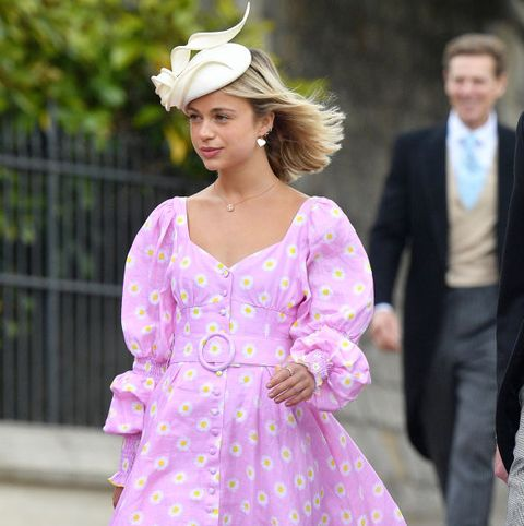 Amelia Windsor S Royal Wedding Guest Dress Is Available To Buy Now