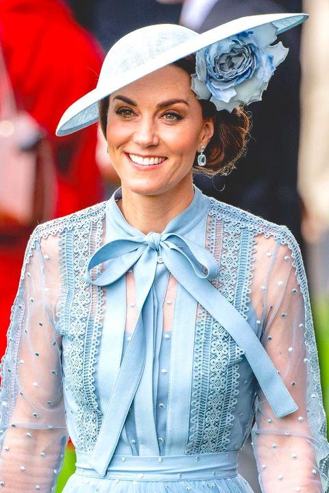 凱特王妃:出席皇室賽馬比賽