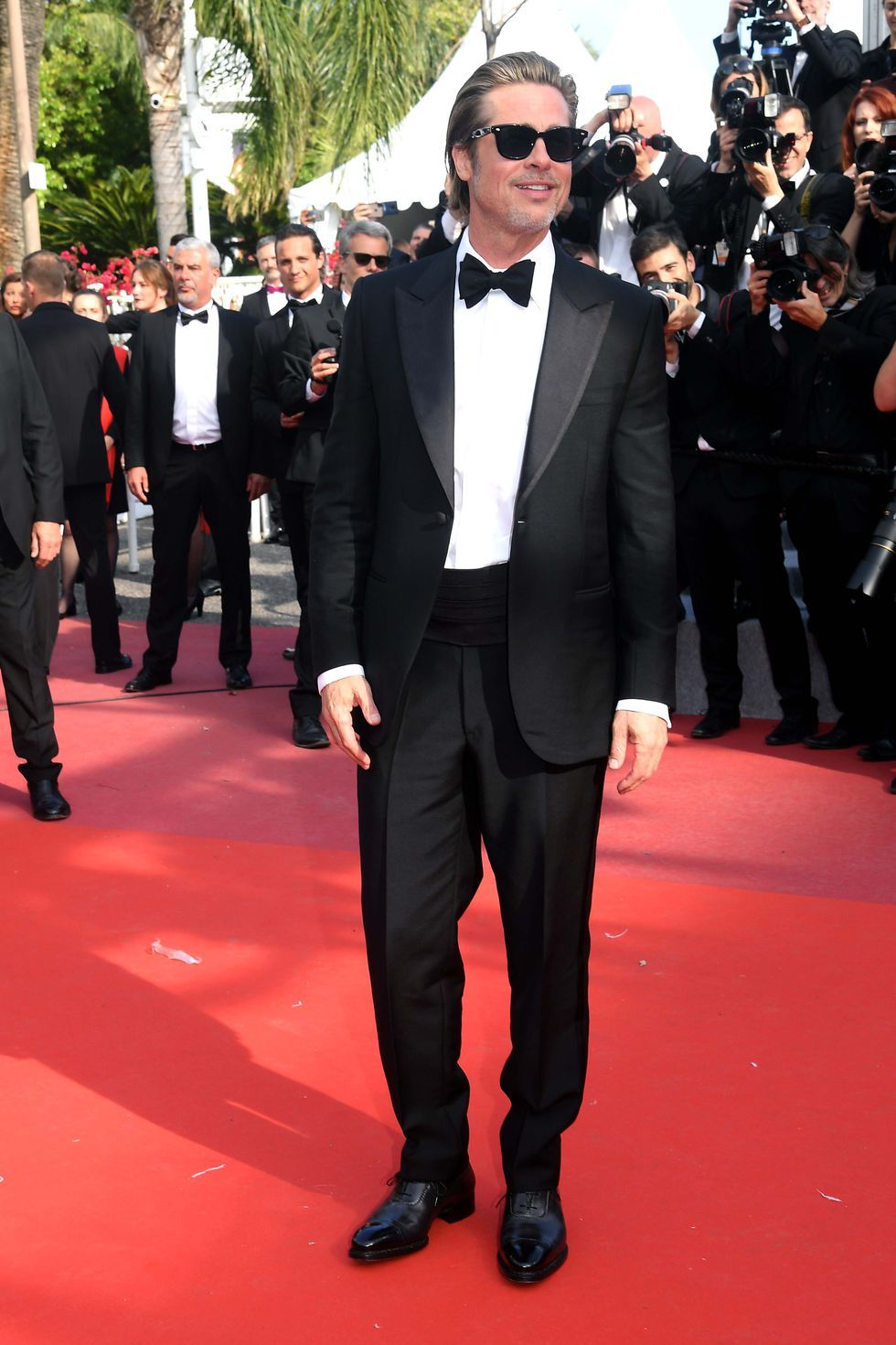 The Once Upon a Time in...Hollywood Red Carpet at Cannes Is Just as Stylish as You'd Expect