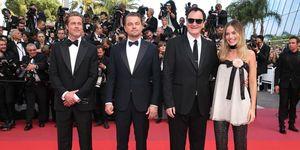 カンヌ国際映画祭,2019,Leonardo DiCaprio,Brad Pitt,Red Carpet ,Cannes,写真,画像検索結果