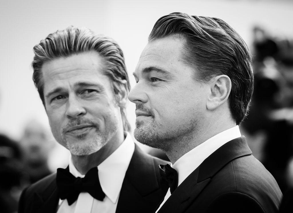 Brad Pitt & Leonardo DiCaprio single a Cannes: coppia di fatto (e di una Hollywood che non c'è più)