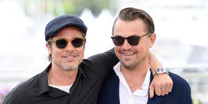 Brad Pitt - Leonardo DiCaprio Nickname