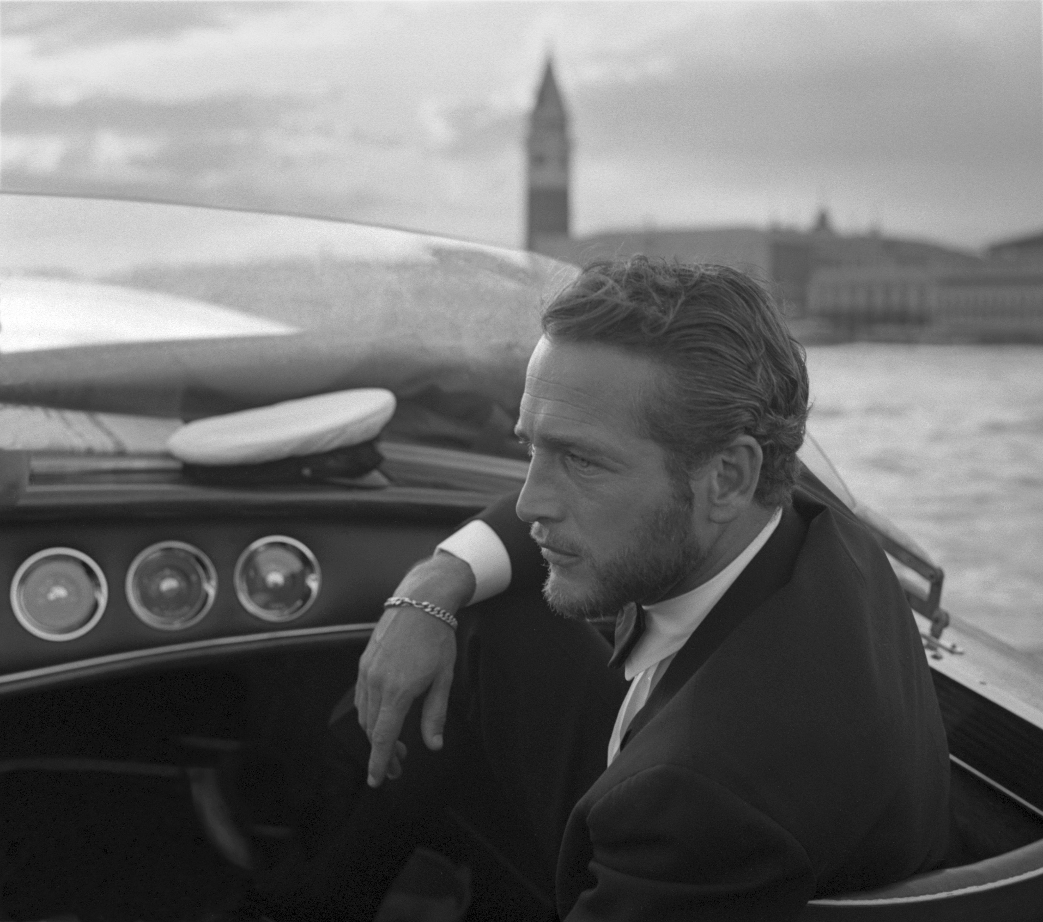 Il Festival di Venezia formato amarcord: una foto di Paul Newman, l'anima (ruvida) di Paul Newman