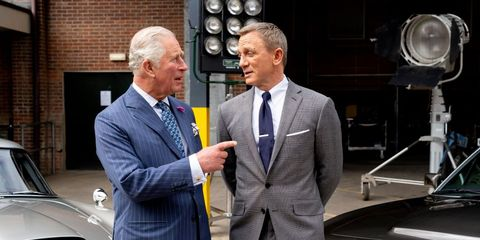 On His Majesty's Secret Service: Is Prince Charles Joining Bond 25?