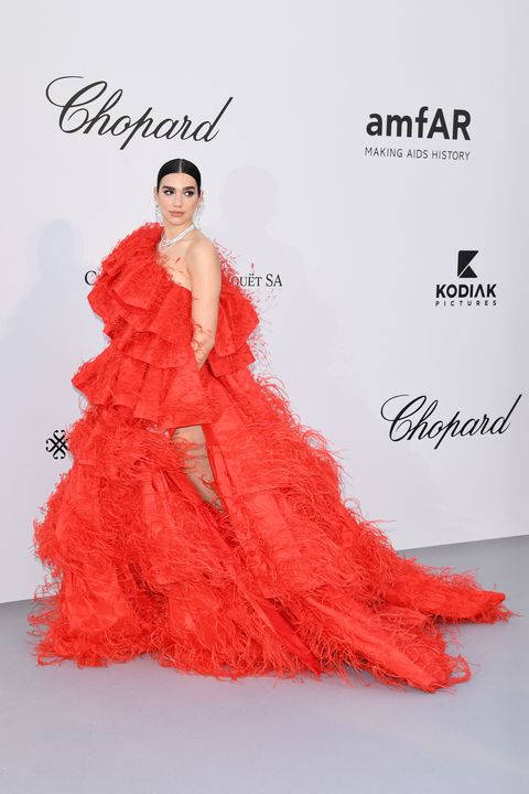 cbc452c78 Gala amfAR Cannes 2019  estos fueron los vestidos de las famosas en ...