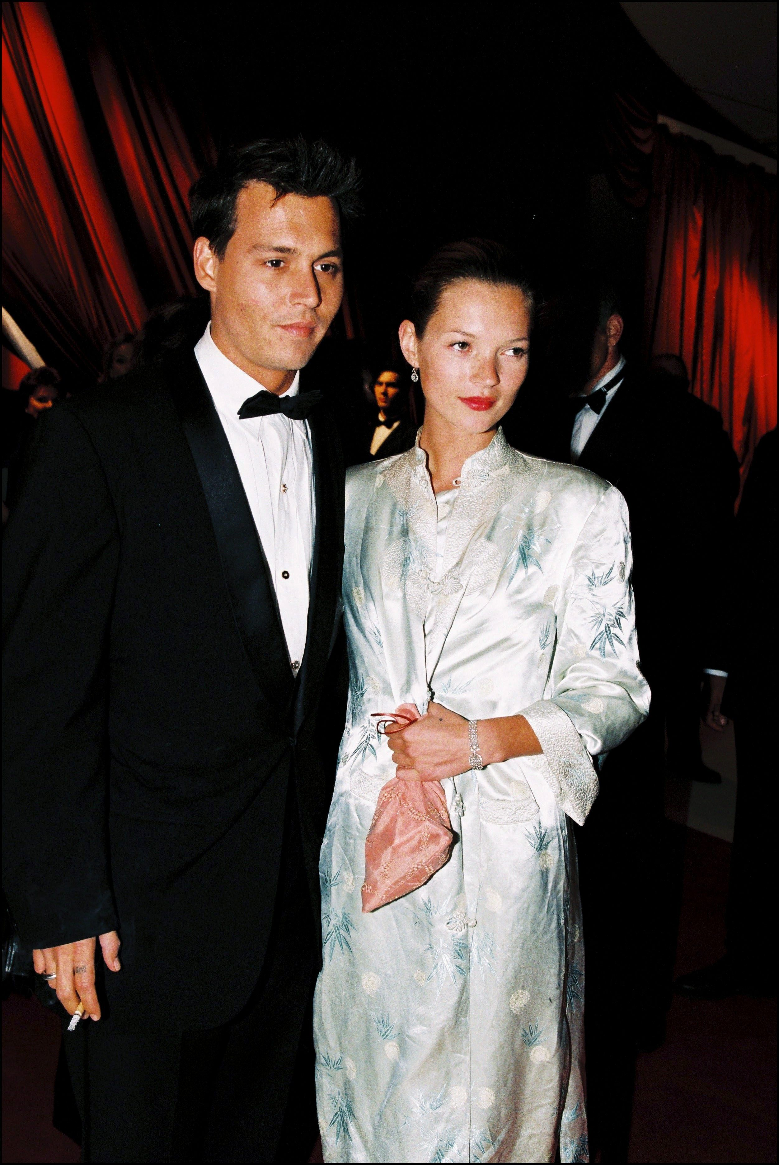 Festival Of Cannes 97: 50Th Anniversary Of Cannes Festival Party In Cannes, France On May 11, 1997.