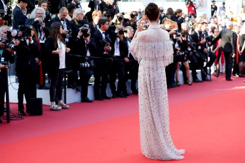 cannes, france   may 25 paz vega attends the closing ceremony screening of the specials during the 72nd annual cannes film festival on may 25, 2019 in cannes, france photo by vittorio zunino celottogetty images