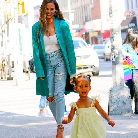 celebrity sightings in new york city   june 23, 2019