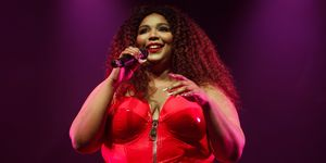 Lizzo Performs At The O2 Forum Kentish Town