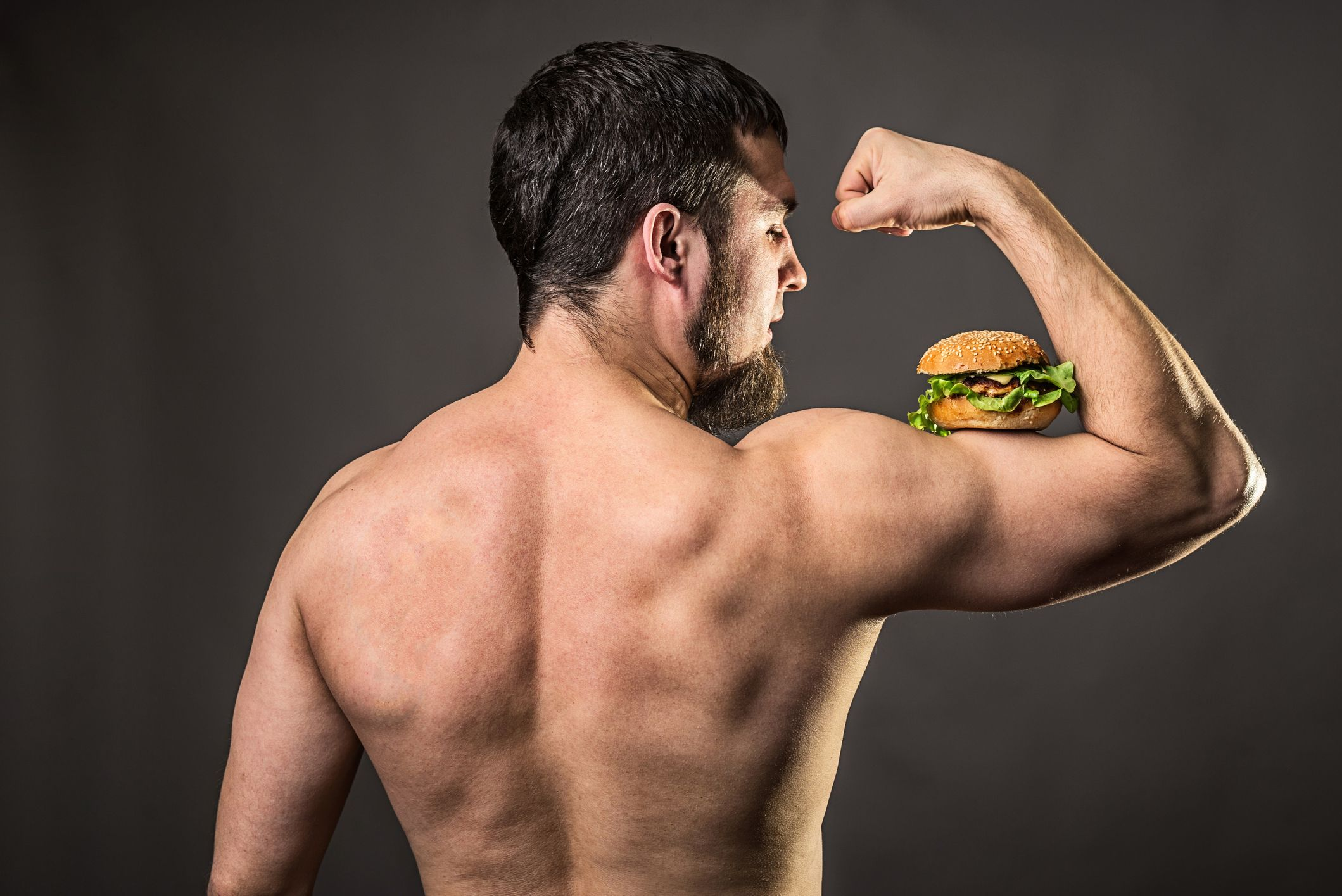 the dash diet for bodybuilders