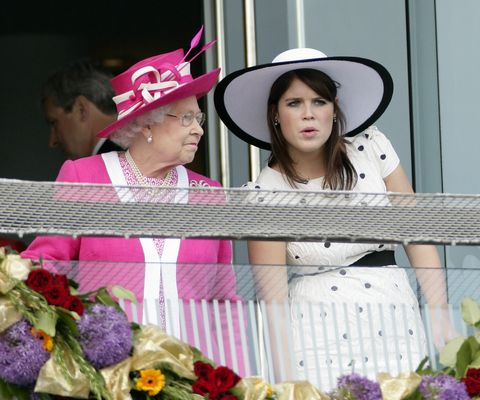 Why Princess Eugenie S Wedding Gift From The Queen Won T Be As Generous Harry