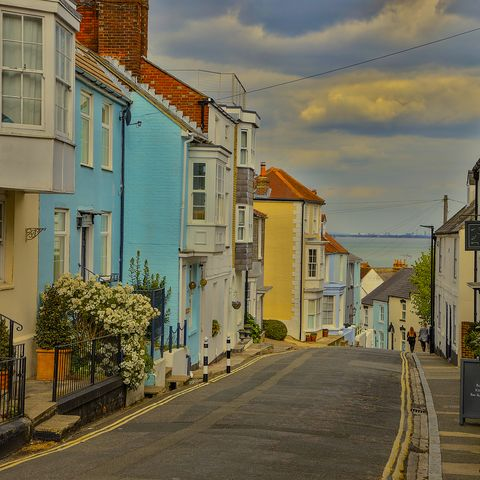 cowes is a town on the isle of wight, united kingdom it is the home for international yacht racing 1815 and it hosts the worlds oldest regular regatta the towns architecture is influenced by the style of ornate building that prince albert popularised