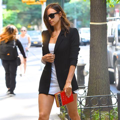 Street fashion, Clothing, Photograph, Footwear, Fashion, Eyewear, Snapshot, Sunglasses, Beauty, Shoulder,