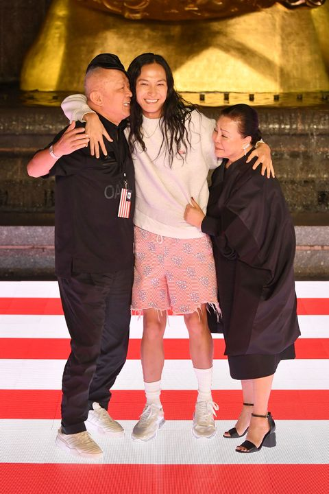 Alexander Wang Parents