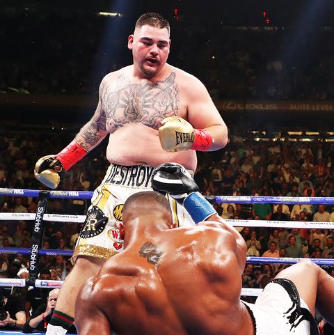 Combat sport, Sport venue, Contact sport, Professional boxer, Boxing ring, Boxing, Striking combat sports, Barechested, Sports, Boxing equipment,